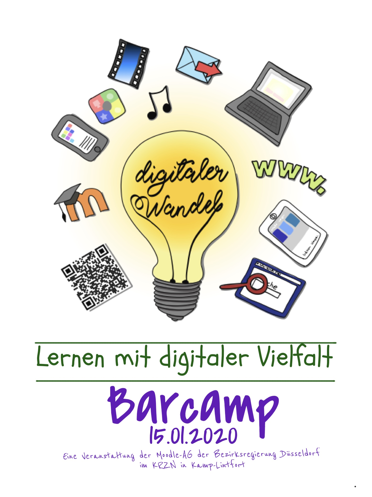 Barcamp alle
