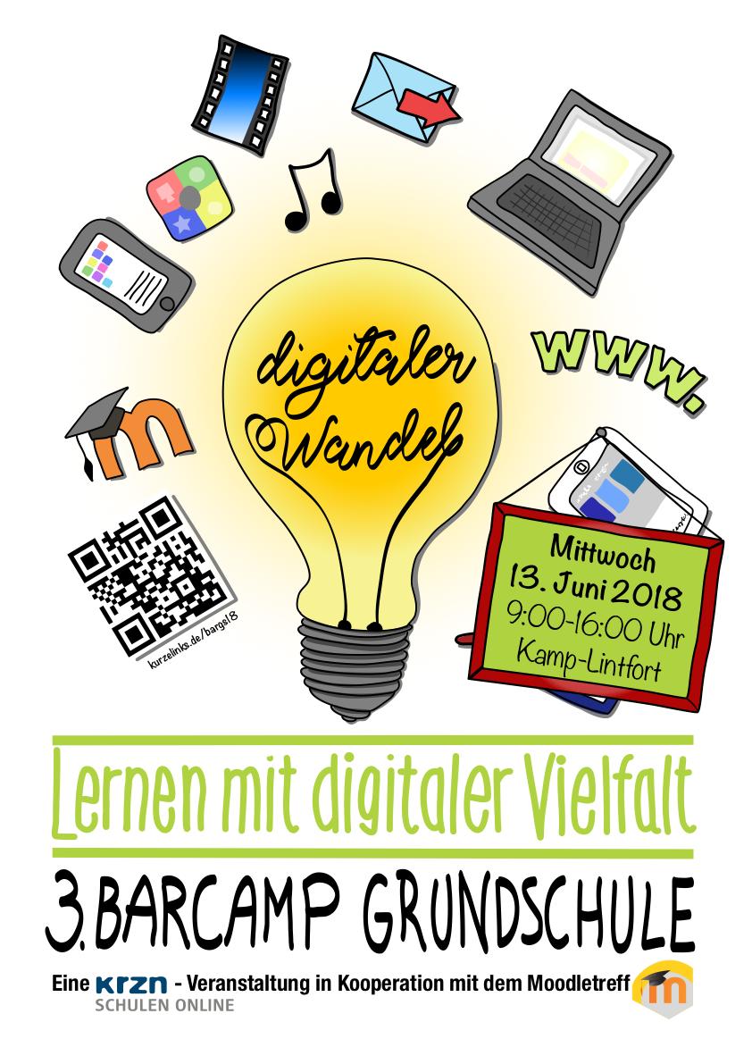3. Barcamp Grundschule
