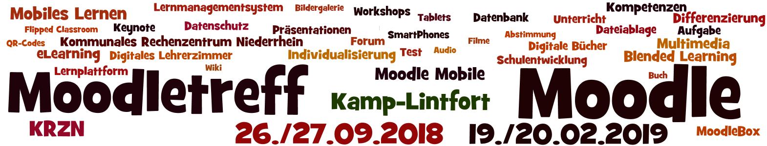 Moodletreff 2018/19