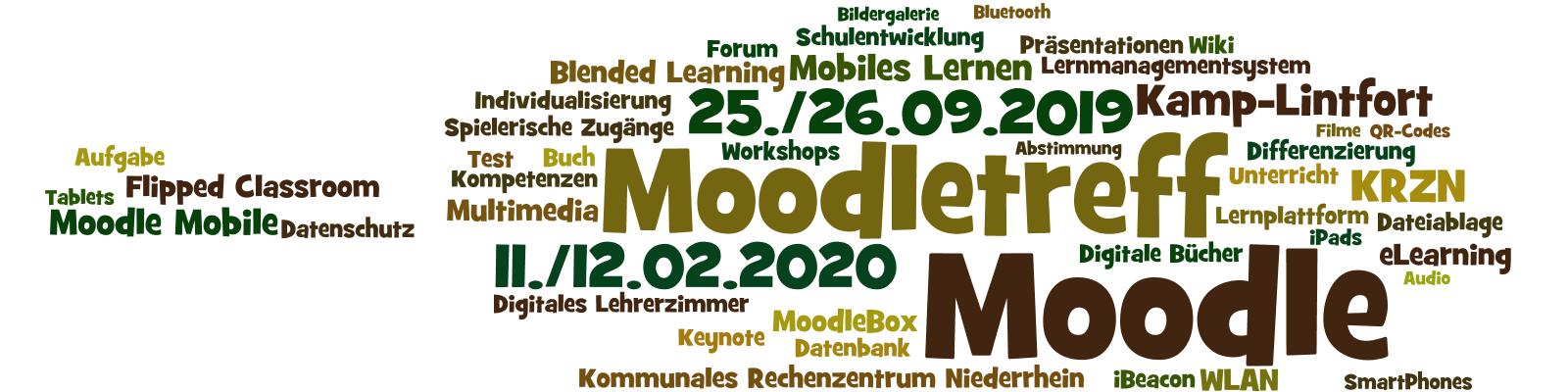 Moodletreff 2019/20