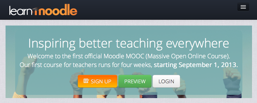 Learn Moodle